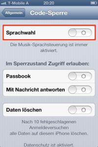 iOS_Codesperre_C1