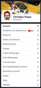 Twitter-Sicherheit-Datenschutz