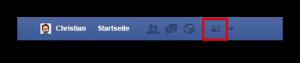 Facebook – Überprüfen der Privatsphäre